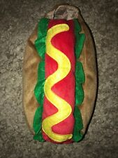 Halloween Hot Dog Mustard Relish Pet Dog Costume Small Unbranded