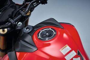 Tankdeckelschutz Carbonio Adesivo Suzuki GSX-S750/1000 DL650/1000 SV650 GSX-R100