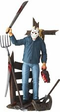 Used Kaiyodo Tokusatsu Revoltech No.014 Friday the 13th Jason Voorhees Figure