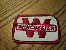 "Winchester Patch - New  3"" X 2"""