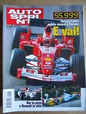 AUTOSPRINT n°5 2004 Renault Clio 2004 Ferrari F2004 Ibiza 1.9 TDI Speed Ri [P48]