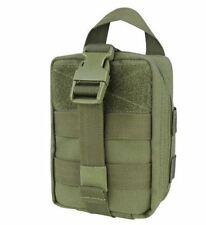 Condor 191031 Rip-Away EMT Lite Medic First Aid Pouch - OD. Green