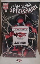 Amazing Spider-Man #666 Drawn To Comics Variant edition cover Ltd to 500 copies