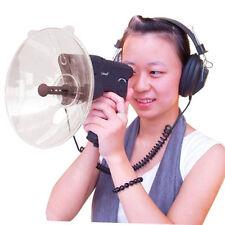 Spy Listening Device Extreme Sound Amplifier Ear Bionic Birds Recording Watcher