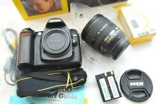 Nikon D50 DX-Format CMOS Digital SLR Camera W/AF-S 18-70mm f/3.5-4.5G ED-IF Lens