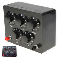 Variable Decade Resistor Resistance Box 0-9999.9 Ohm For Physical Teaching US