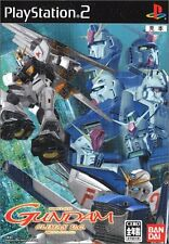 USED Mobile Suit Gundam Climax U.C. Japan Import PS2