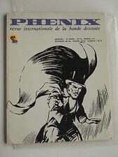 French Comic Magazine (Classic Commentary & Art)  PHENIX #41 - 1974