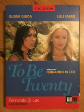 To Be Twenty (2-Disc DVD Set) Fernando Di Leo, with Slipcover & Booklet