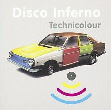 Technicolour by Disco Inferno (CD, Mar-2010, One Little Indian)