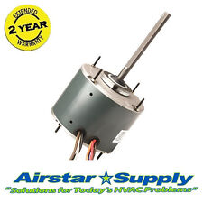 1/3 , 1/4 , 1/5 , 1/6 HP 1075 RPM 208/230 Rescue Motor w/ 2-Year Warranty