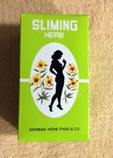 4X50=200 TEA BAGS OF SLIMMING TEA  BY GERMAN HERBAL, BURN DIET QUICK DIET WEIGHT