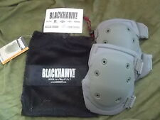 GENUINE BLACKHAWK HELLSTORM V2 HARD knee PADS FG green NEW acu mtp oda delta CAG