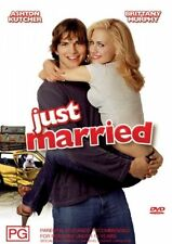 Just Married - DVD VERY GOOD CONDITION REGION 4 FREE POST AUS