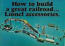 1973 LIONELTRAINS HOW TO BUILD A GREAT LIONEL RAILROAD