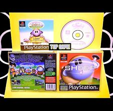 SHEEP - Jeu Sony PlayStation - (Lemmings Like PS1) -