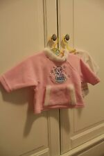 Baby Girl Top 2 Items Bambi / Tweetie Size 0-3 Months