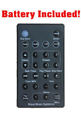 US New Remote (Black) For Bose Wave Radio/CD Music System III AWRCC2 AWRCC3