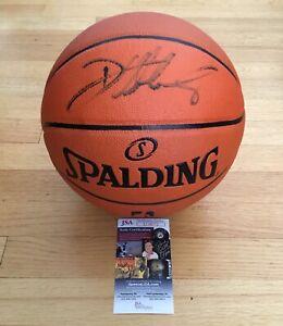 Deron Williams Brooklyn NJ Nets Utah Jazz Signed Autograph Basketball JSA COA