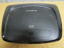 Cisco Linksys Model: (wrt54G2) v1 4-Port Wireless-N Router Used No AC