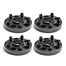 Hub Centric Wheel Adapter Spacers 25mm 1 inch 4Pc for BMW BMW X5 X5M E70 E53 F15