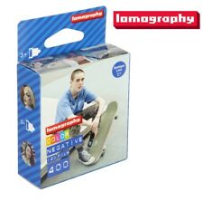 Lomography Lomo 400 Iso Color 120 Medium Format Negative Film - Us