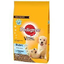 Pedigree Puppy Medium Dog Complete Dry Food Chicken & Rice 10kg
