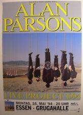 Alan Parsons Project Concert Tour Poster 1994