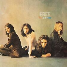 FREE FIRE AND WATER CD ALBUM (Remastered 2016)