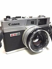 """Excellent++"" Canon Canonet QL17 G iii rangefinder film camera #7032"
