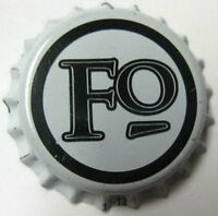 FO FORDHAM Beer CROWN, MAGNET & Bottle CAP, Old Dominion Brewing Dover, DELAWARE