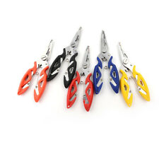 Portable Fishing Pliers Scissors Line Cutter Hook Tackle Accessories SportToolSE