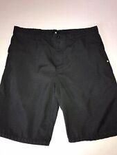 DC Men's Shorts Size 36 Black/Gray NWOT!