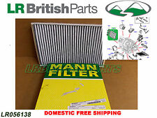 LAND ROVER A/C  CABIN FILTER LR2 DISCOVERY SPORT 15 RANGE R EVOQUE NEW LR056138