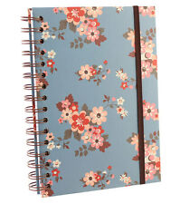 Floral katie design notebook A5 spiral binding