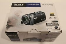 NEW OPEN BOX Sony HDR-CX190 Camcorder