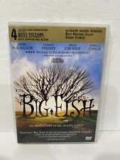 Big Fish Dvd Tim Burton(Dir) 2003