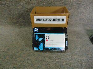 C9372A New Genuine HP 72 Magenta Ink Cartridge Designjet T610 T620 T770 03/2023
