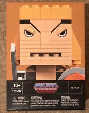 MEGA BLOKS Kubros HE-MAN Masters of the Universe Building Figure #01