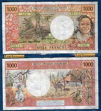 Outre Mer - 1000 Francs 1996 J.021 38343