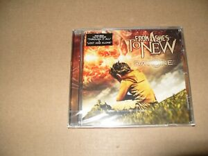 From Ashes to New - Day One 2016 cd New & Sealed (slight crack case)  (L.S.)