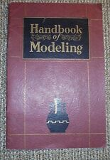 Handbook of Modeling, 1929, Instruction Manual for teaching clay work in school