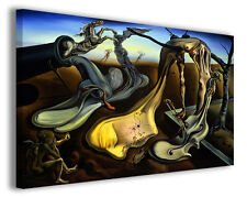 Quadri famosi Salvador Dali' vol III Stampa su tela arredo moderno arte design