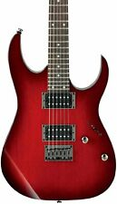 Ibanez RG421 Electric Guitar Blackberry Sunburst