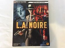 L.A. Noire Bradygames Guide Playstation 3 Xbox 360