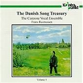 The Danish Song Treasury, Vol.4, Canzone Choir/Frans Rasmussen, Good