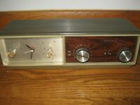 Westinghouse Clock Radio AM FM Transistor Edison New Jersey