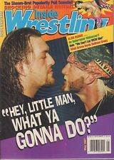 WWF Magazine May 1997 Big Show, Hulk Hogan, Bret Hart VG 050616DBE