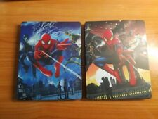 Spider-Man Legacy Collection (4K UHD/Blu-ray, Best Buy Steelbooks, Rare) 12 disc