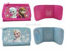 Disney Frozen wallet Set of 2 Children Boys Girls Wallet Kids Cartoon Coin Purse